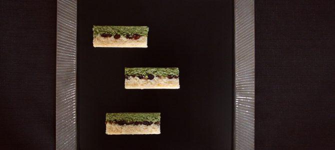【ご案内】3月の和菓子レッスン「貴腐ワインの石衣」「菜の花(押し物)」@自由が丘のご案内(2019/3/9、3/10)